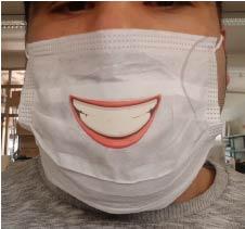 Mask sorriso pic